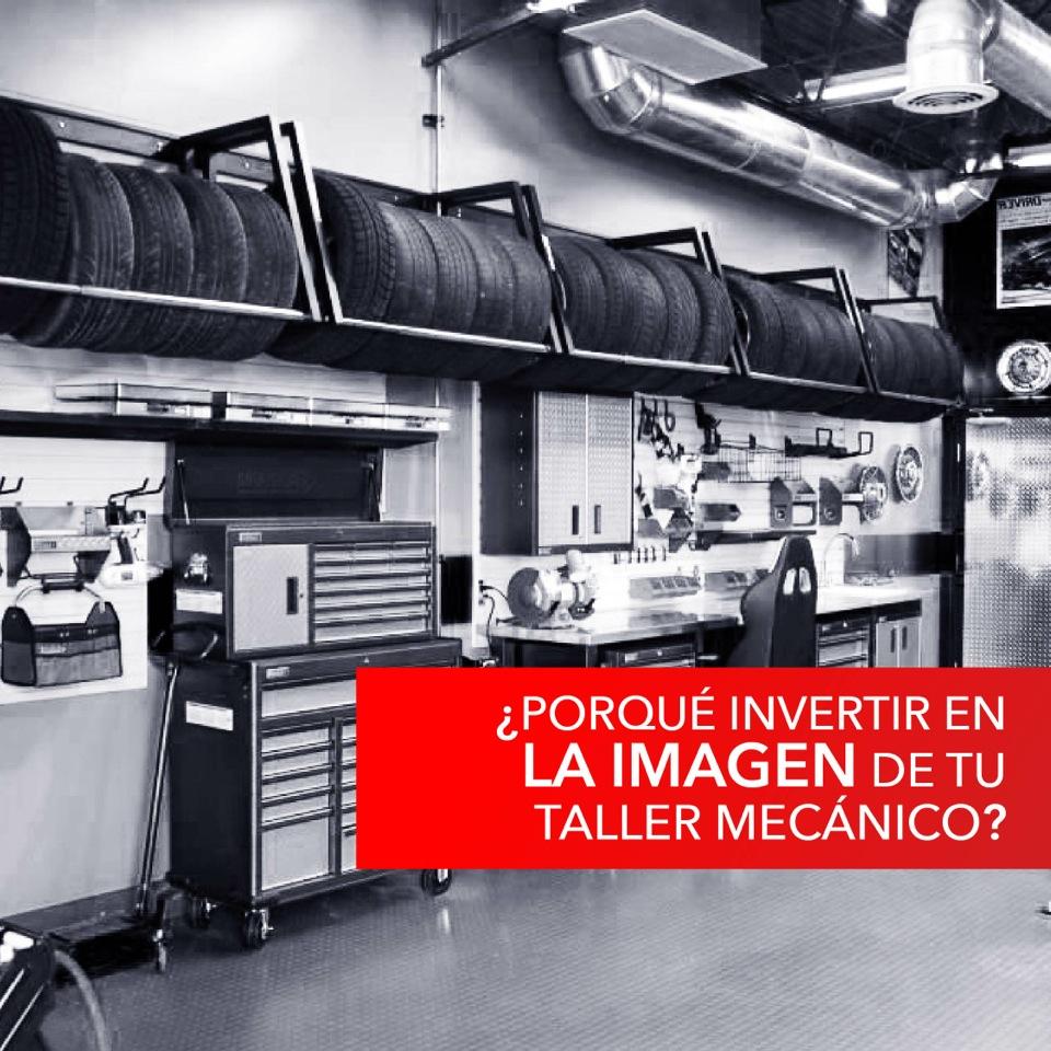 La imagen de tu taller mecánico como diferenciador de la competencia