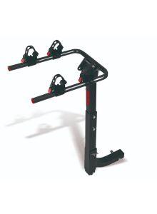 Rack para 2 bicicletas montaje en tirón