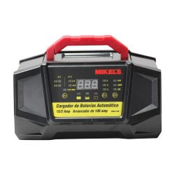 Cargador de baterías con arrancador (2/15/100 amp)