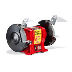 """Esmeril de Banco 6"""" (1/2 HP, 250 W, 3.450 RPM)"""