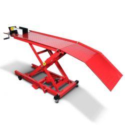Plataforma hidráulica para motocicleta (350 kg)