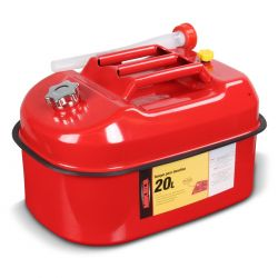 Tanque metálico para gasolina 20 lts
