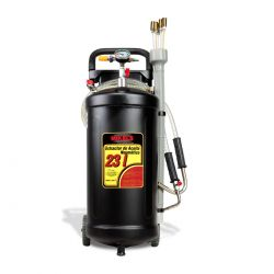 Extractor neumático de aceite 23 lts