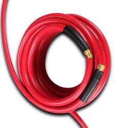 """Manguera de PVC para aire a presión 1/2"""" x 15 m conexión 1/2"""" NPT"""