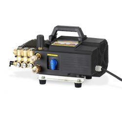 Hidrolavadora de alta presión eléctrica industrial (1,500 PSI / 2 HP)