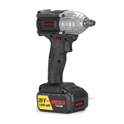 "Pistola de impacto eléctrica-inalámbrica recargable (1/2"", 700 lb/ft)"